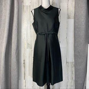 Kate ♠♠ Spade Cowl Neck Party Dress-Bow Detail